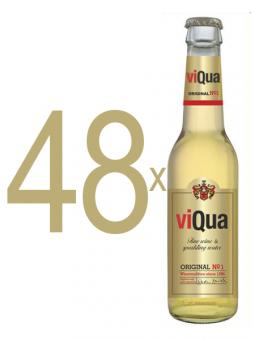 48 x Original Viqua Weinschorle 0,275L